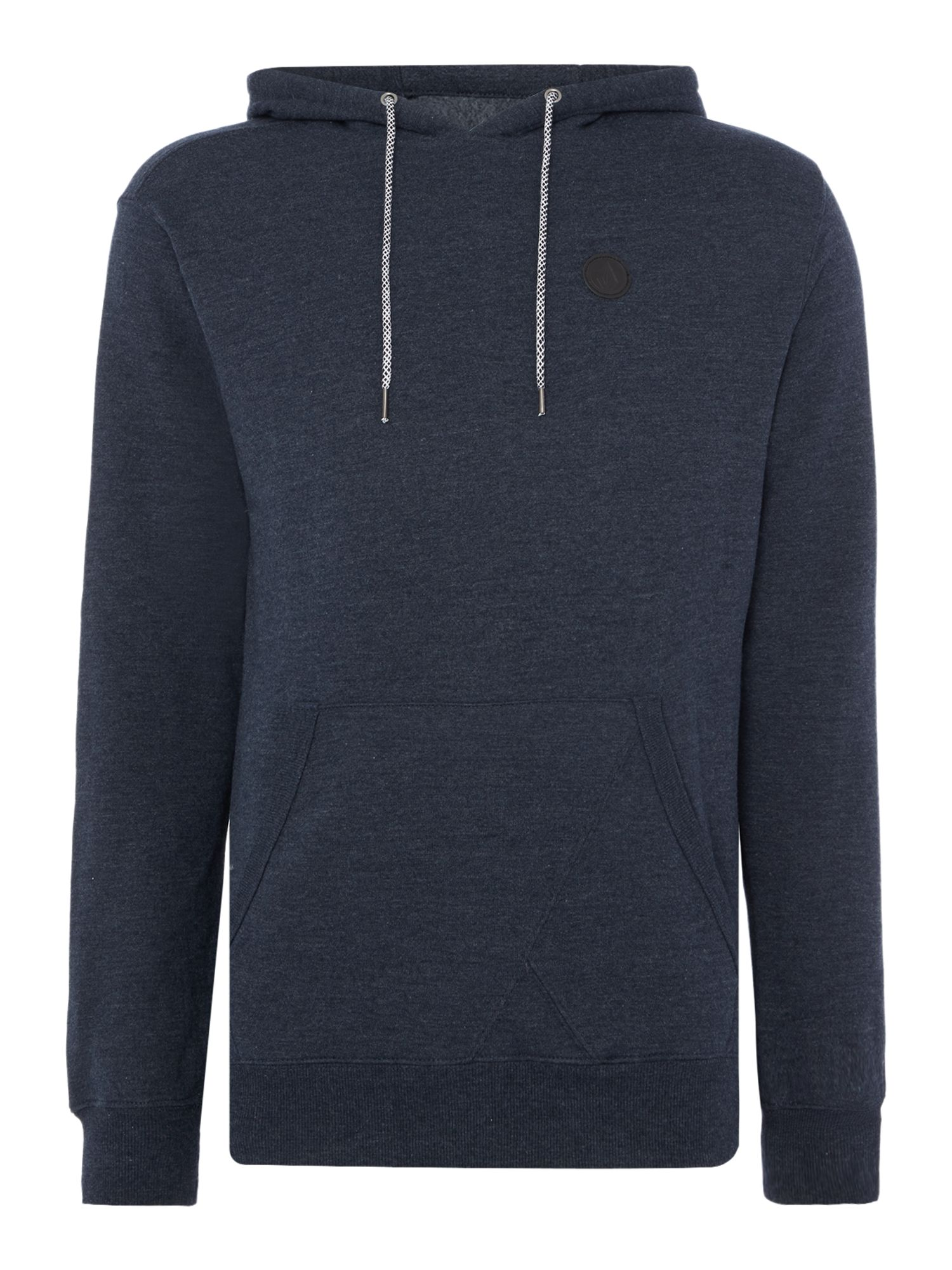 Men's Volcom Basic Fit Hoodie Fleece, Blue