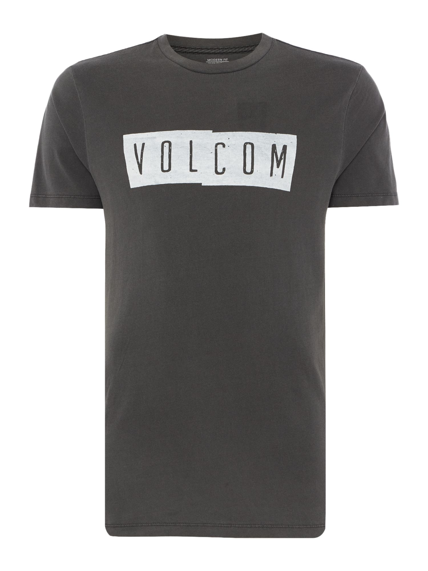 Men's Volcom Modern Fit Premium T-Shirt, Black
