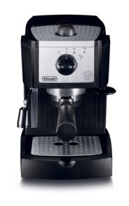 Delonghi EC156.B Traditional Pump Espresso Coffee Machine