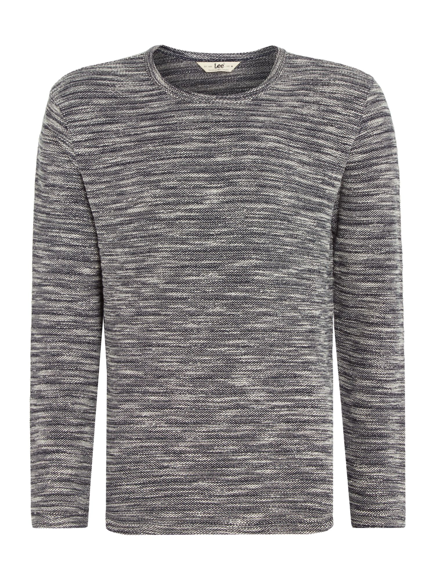 Men's Lee Plain slate sweatshirt, Slate
