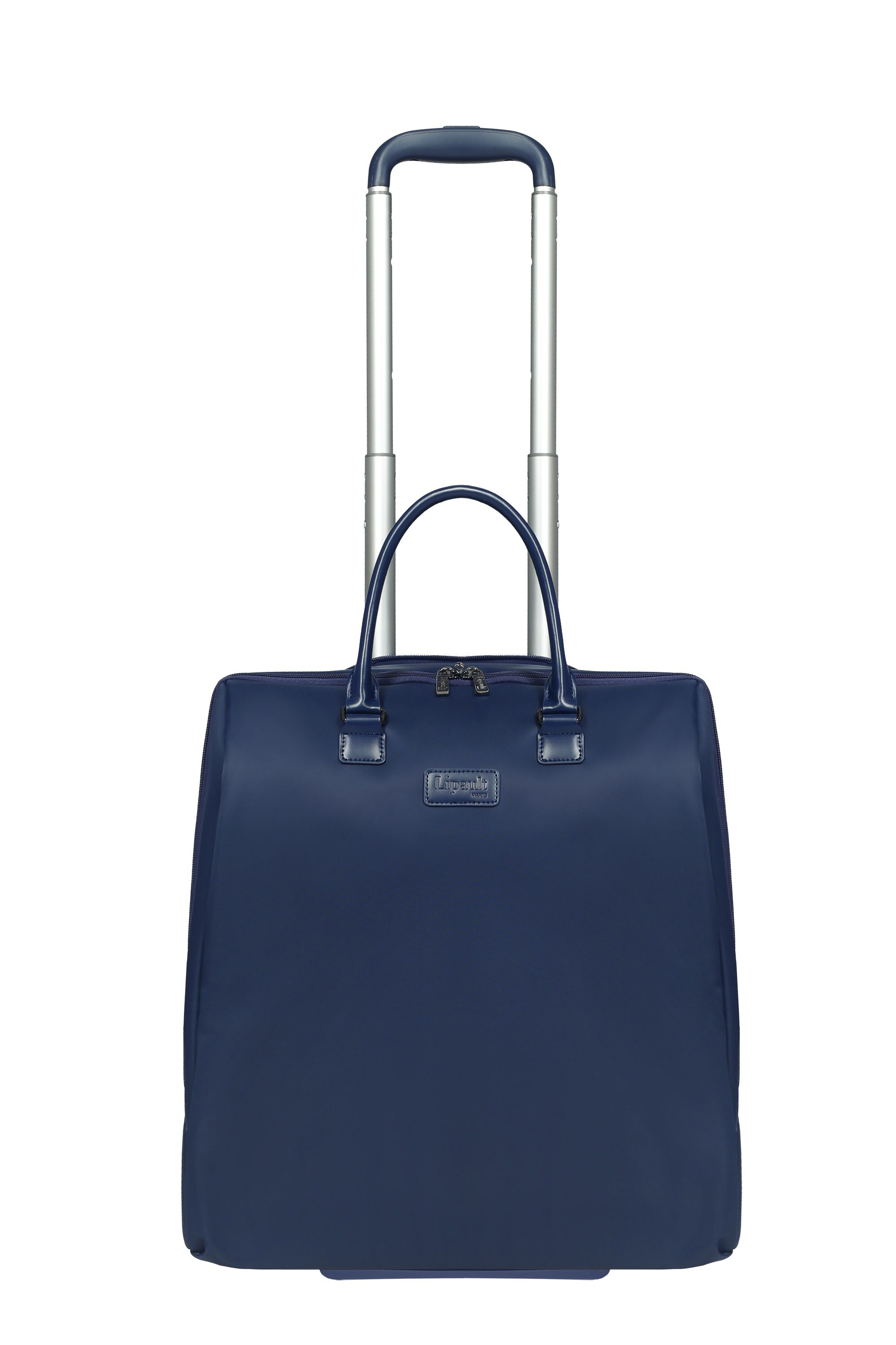 Lipault LADY PLUME ROLLING TOTE 15` NAVY, Blue
