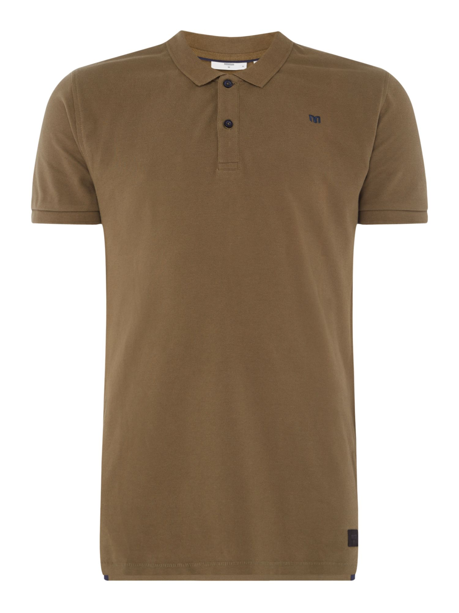 Men's Minimum Zane Polo, Dark Green