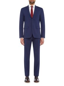 Calvin Klein Paris Techno Wool Suit
