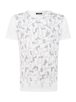 Jacel Panel Print T-shirt