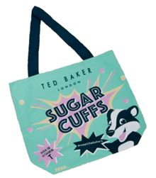 Ted Baker Cotton crunch tote bag
