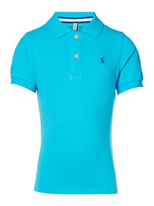 Joules Boys Tipped Collar Polo