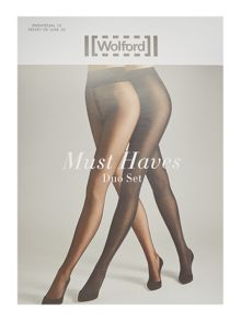 Wolford MUST HAVES DUO SET TIGHTS