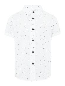 name it Boys All Over Printed Shirt