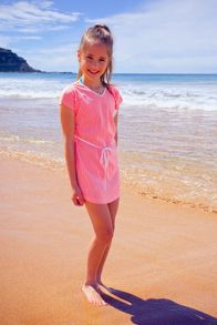 Platypus Australia Girls Tribal T-Shirt Dress