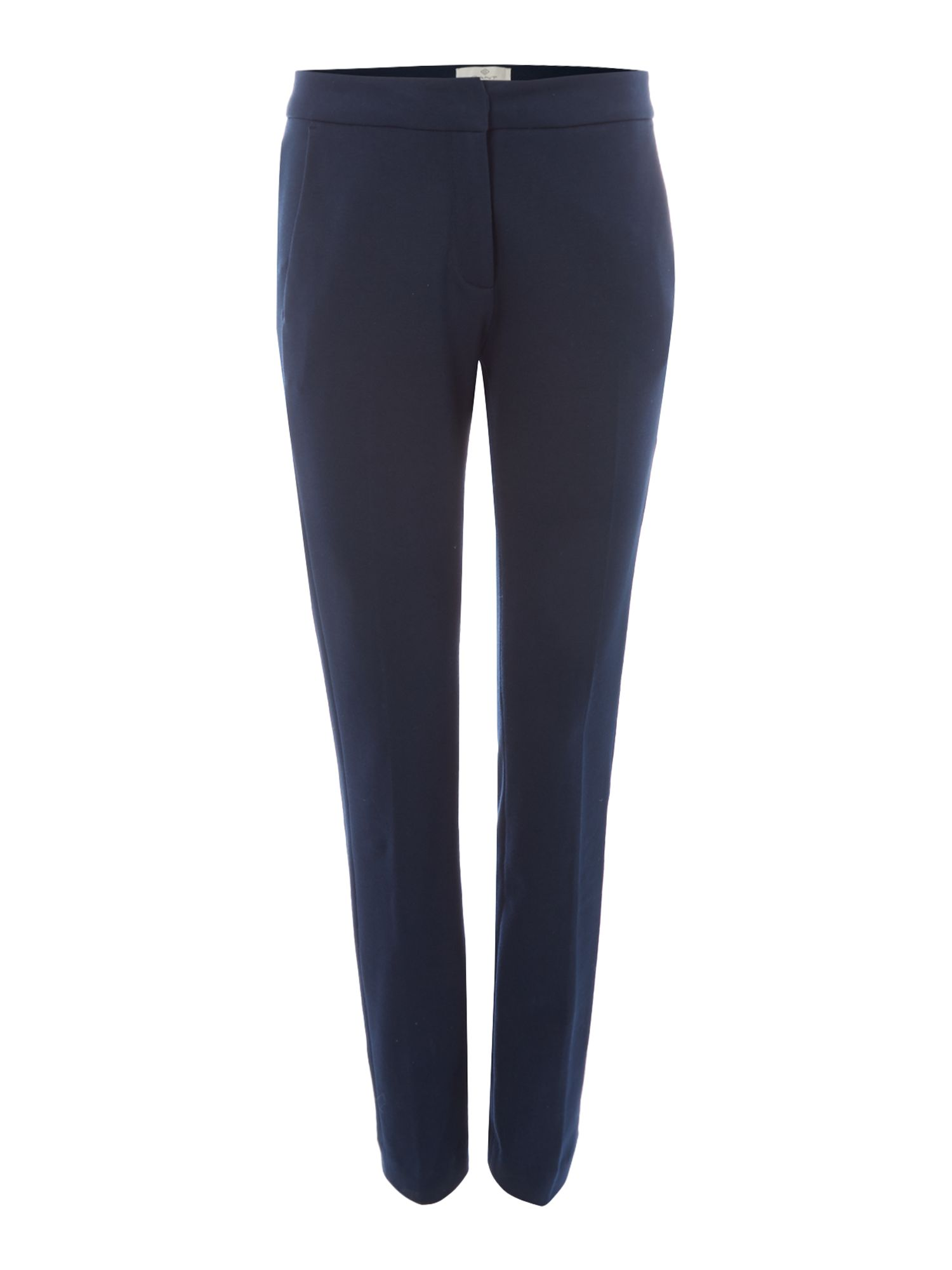 Gant Tailored jersey pants, Blue