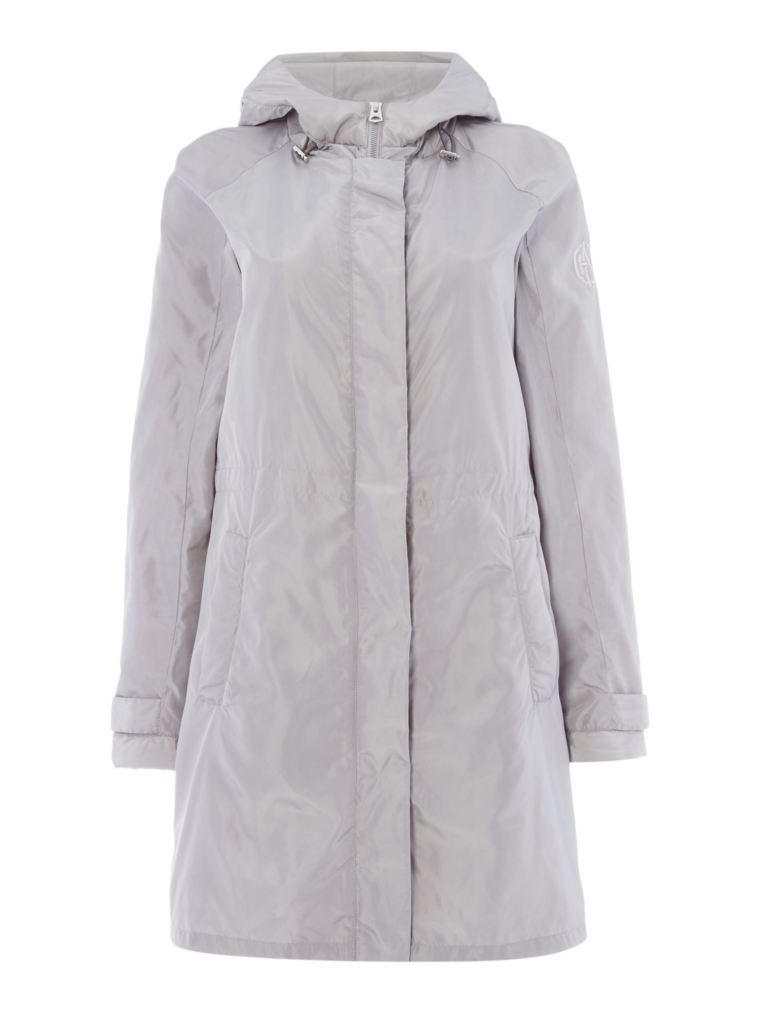 Gant Light weight parka, Grey