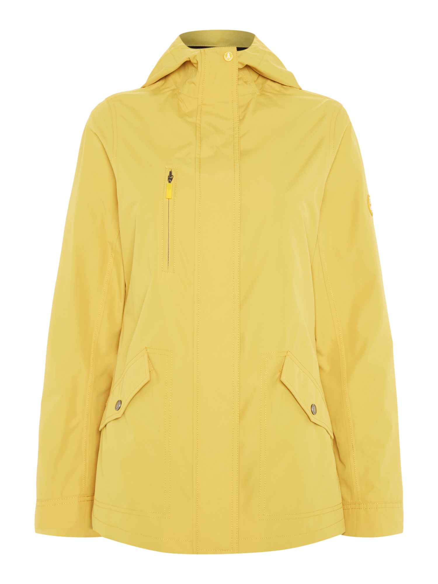 Barbour Headland Jacket, Gold