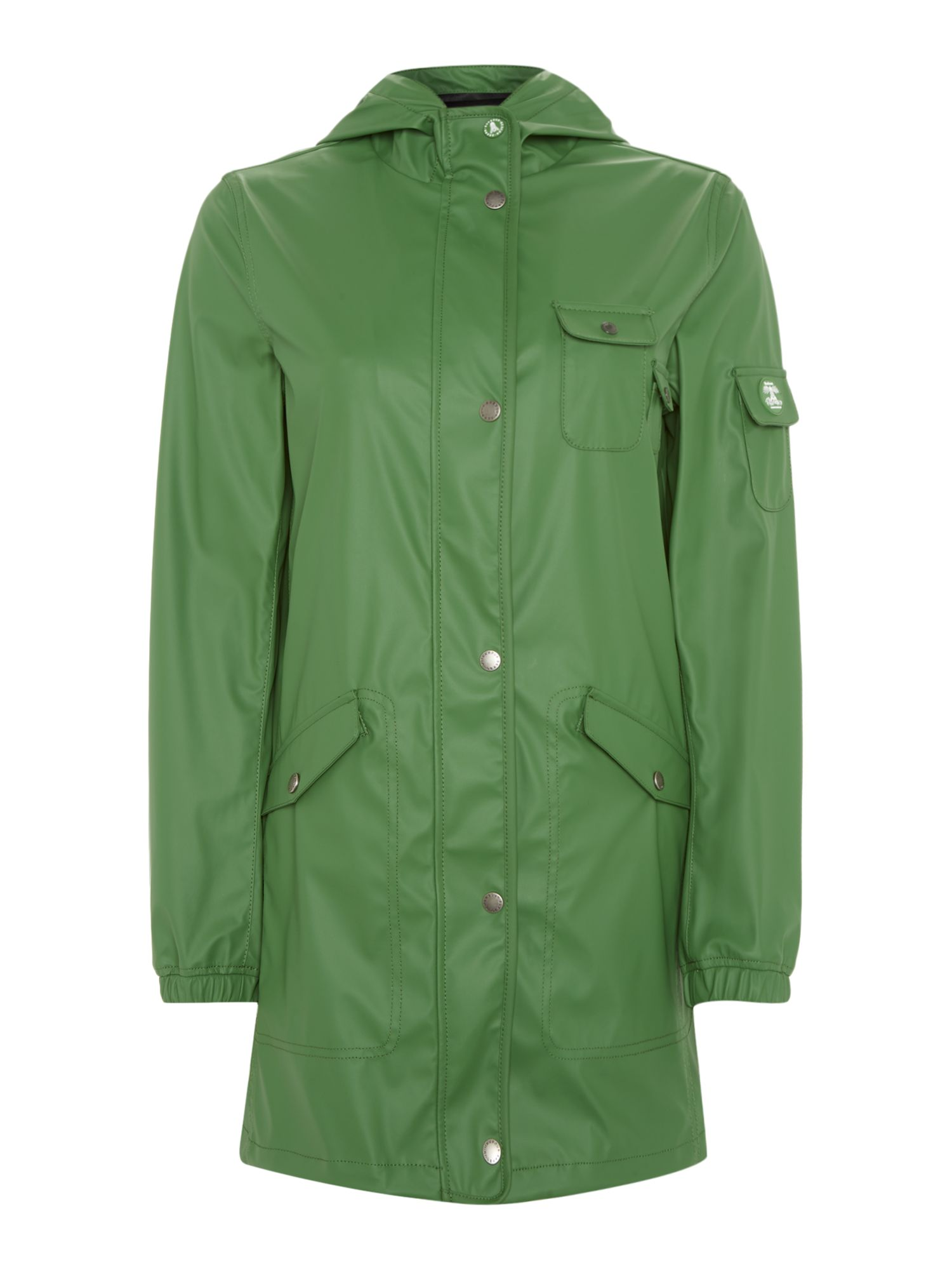 Barbour Headland Casual Jacket, Green