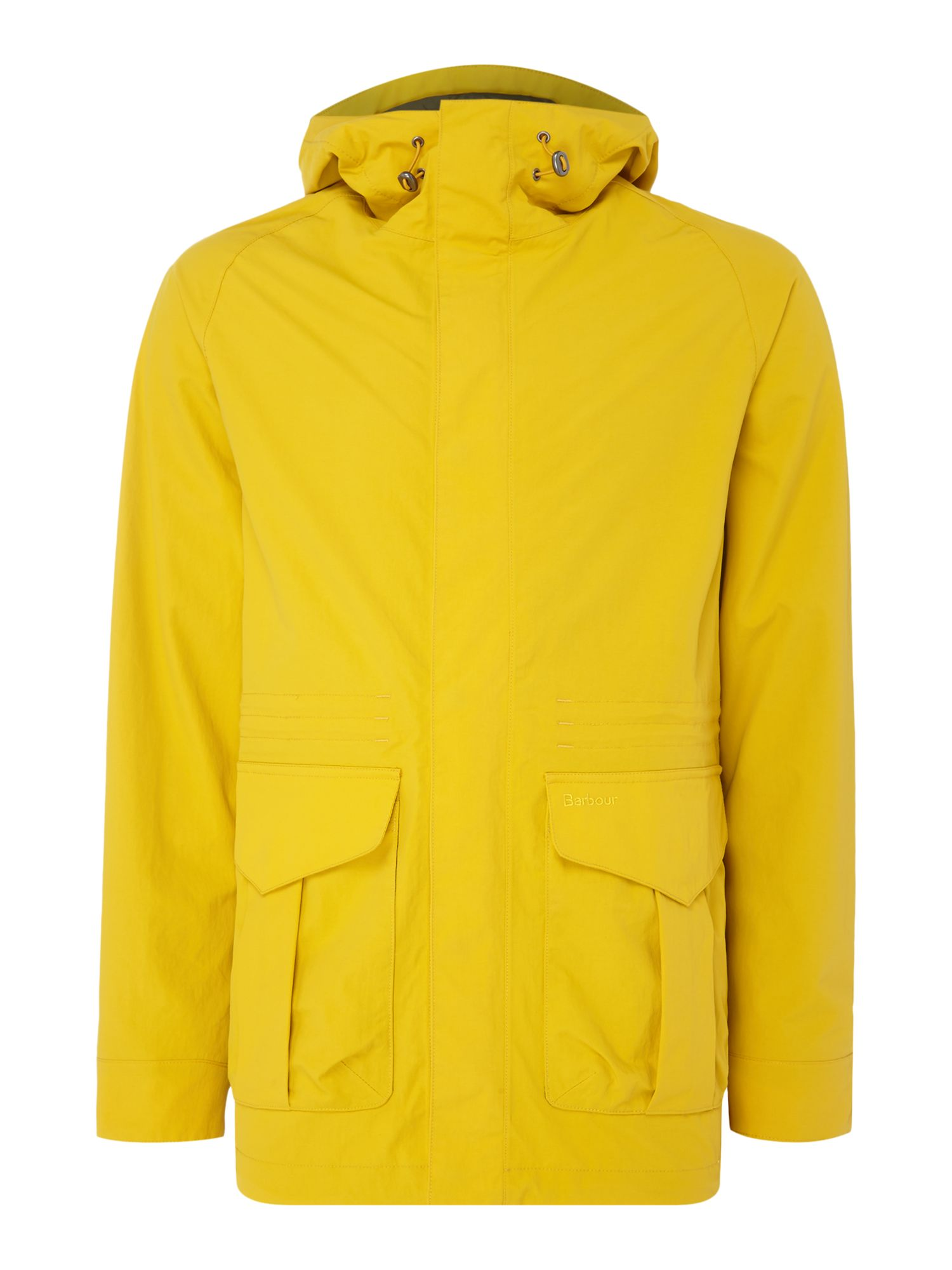 Mens Barbour Shaw jacket Yellow