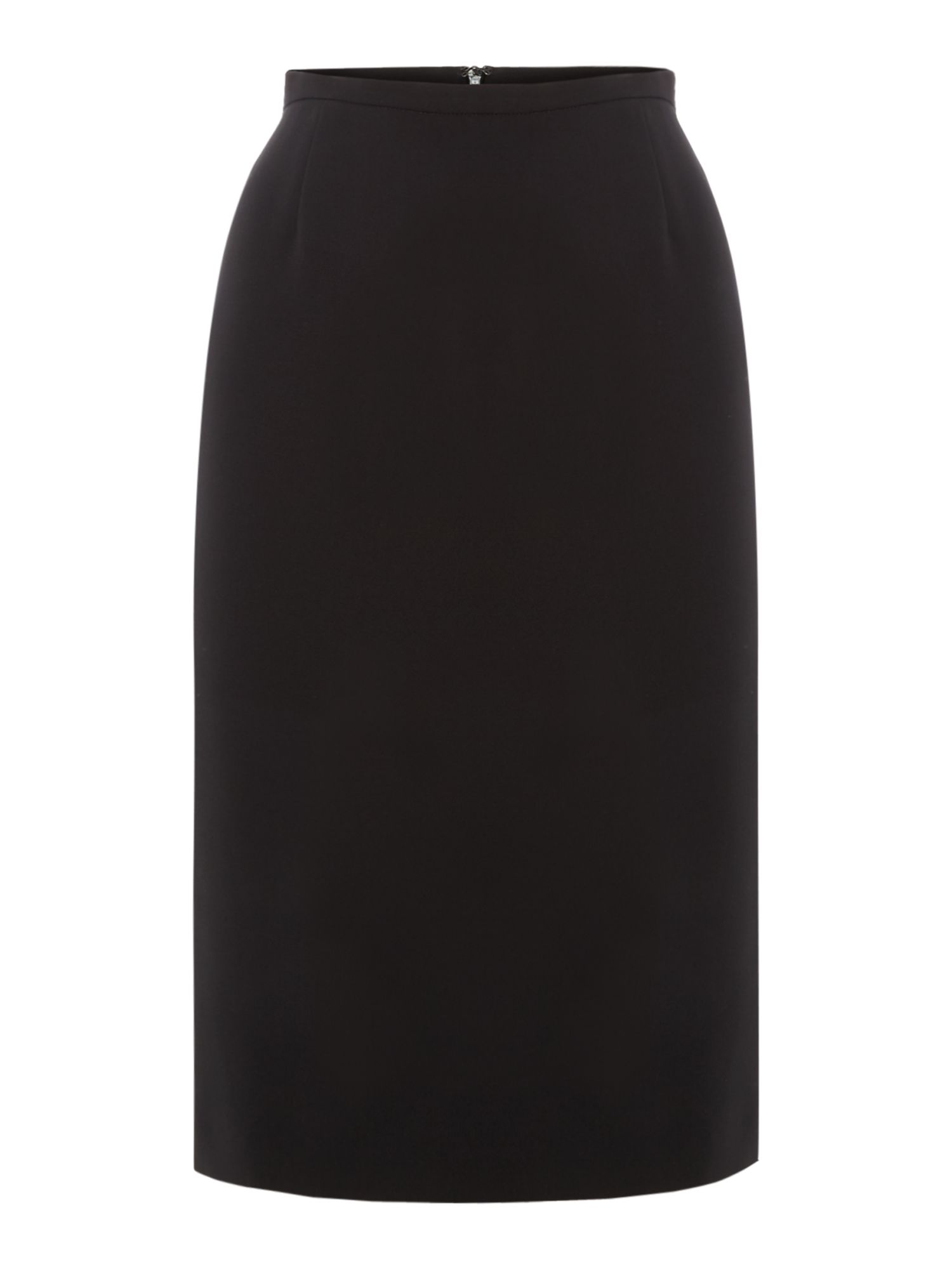 Max Mara Studio Rima black pencil skirt, Black