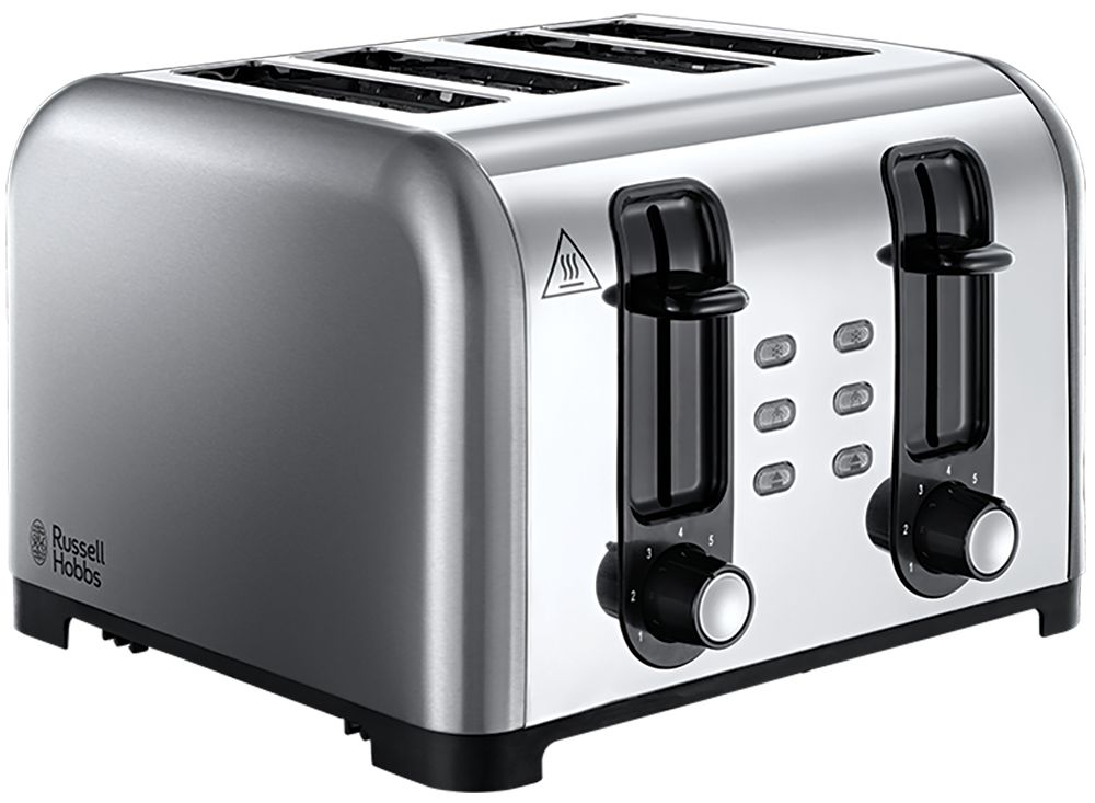 russell hobbs canterbury stainless steel 4 slot toaster review. Black Bedroom Furniture Sets. Home Design Ideas