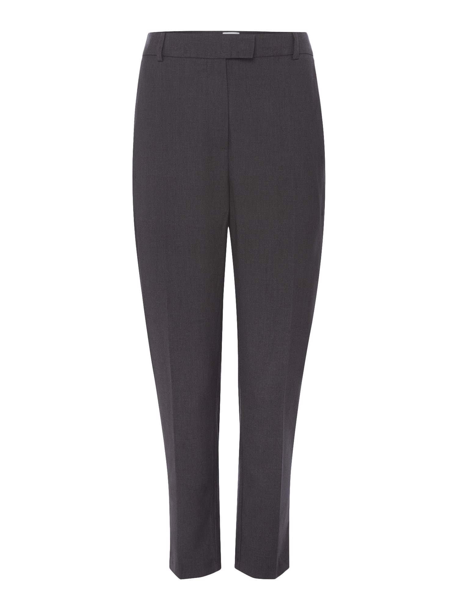 Linea Mona slim leg trouser, Grey
