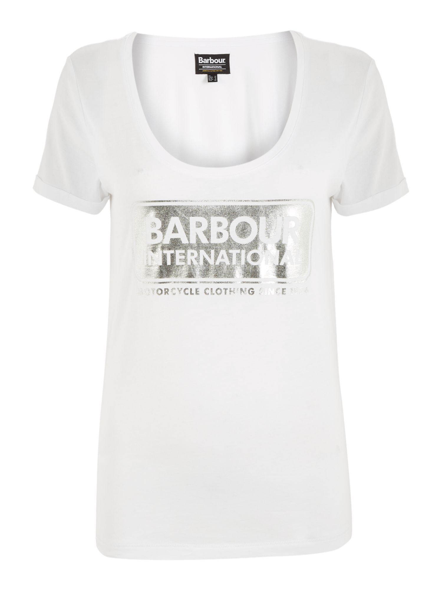 Barbour Barbour Garvie Tee, White