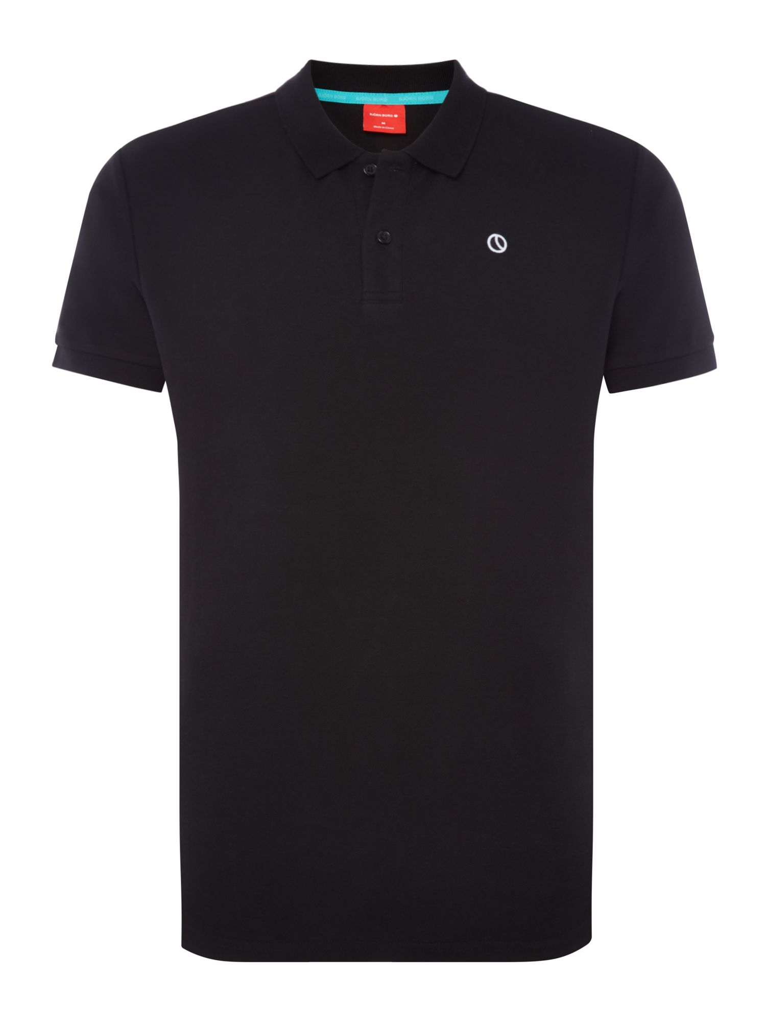 Men's Bjorn Borg Philip polo, Black