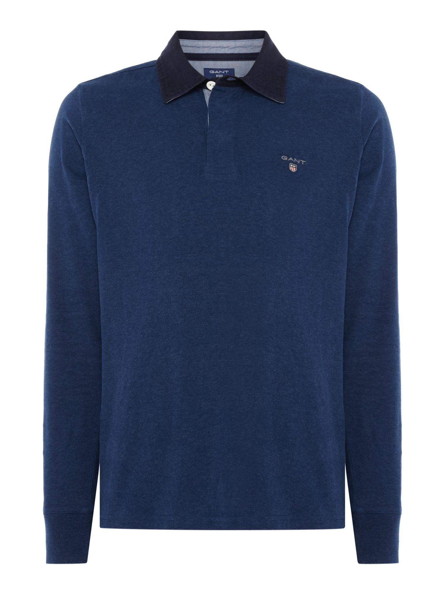 Men's Gant The Original Heavy Rugger, Indigo