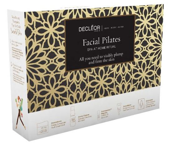 Decléor Facial Pilates Spa at Home Ritual