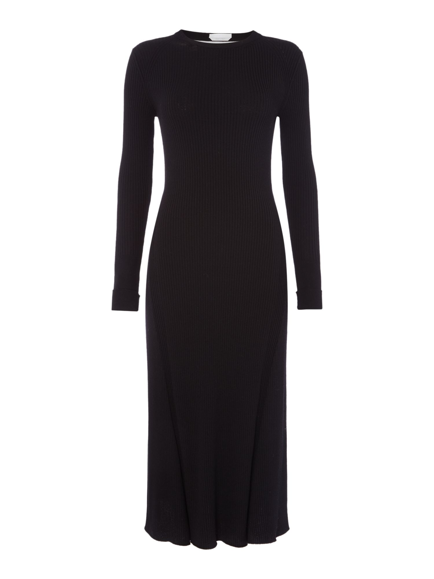 Hugo Boss Faustine Knit Dress, Black