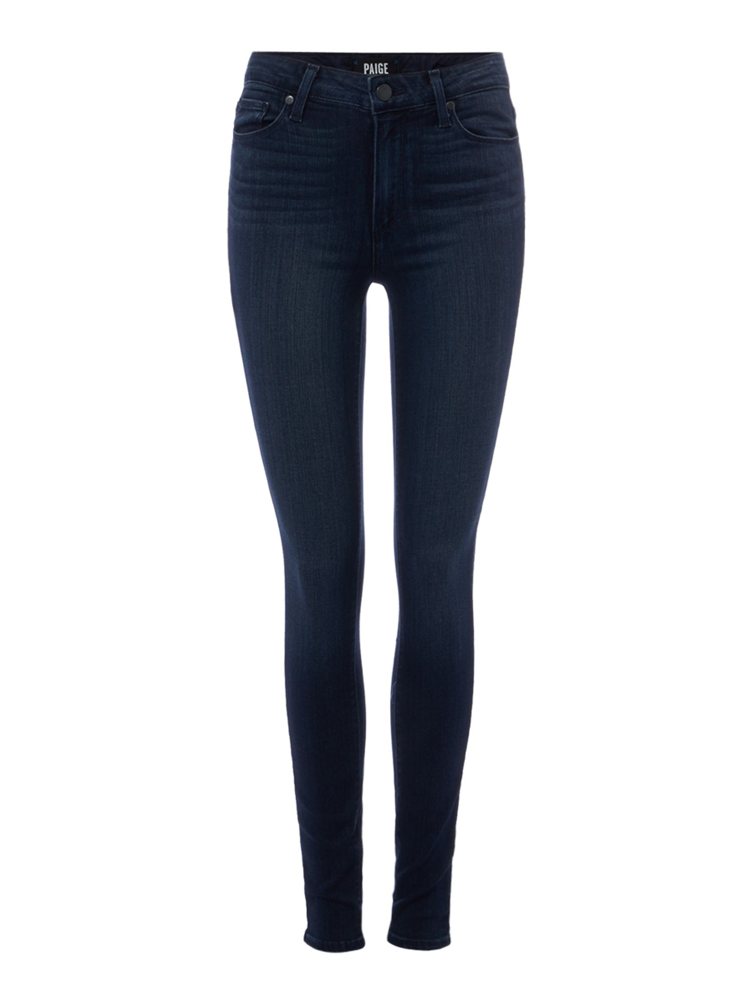 Hoxton Ultra Skinny In Wilson, Denim Dark Wash