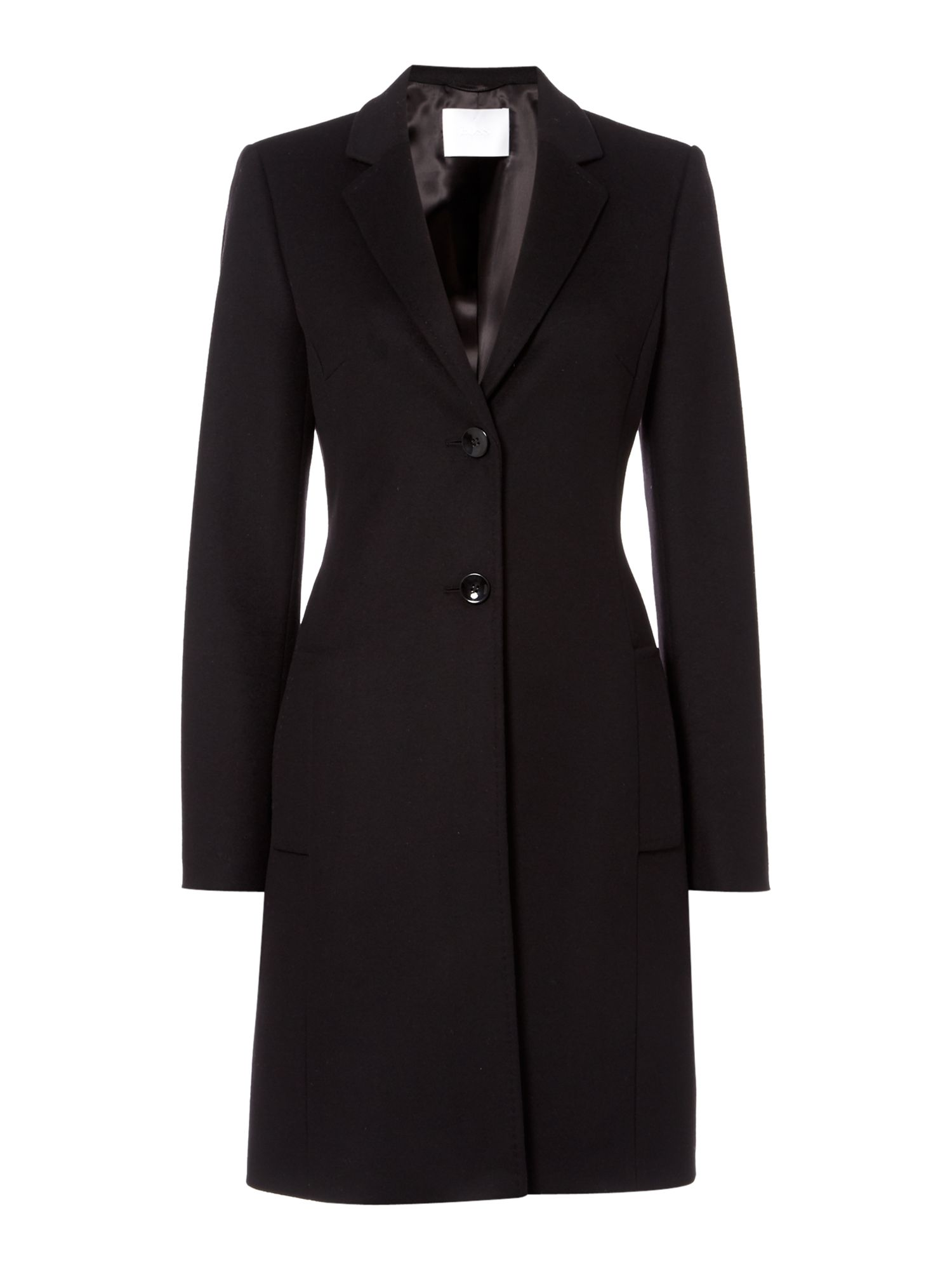 Hugo Boss Cabinela Peacoat, Black