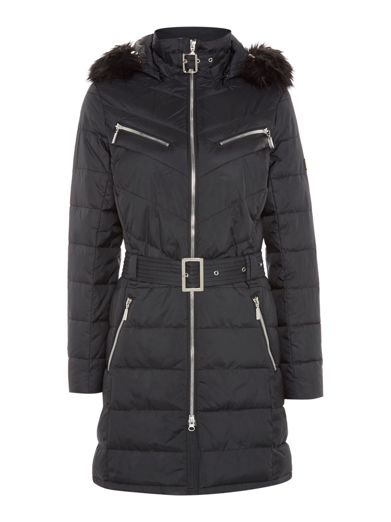 Barbour International Modello, Black