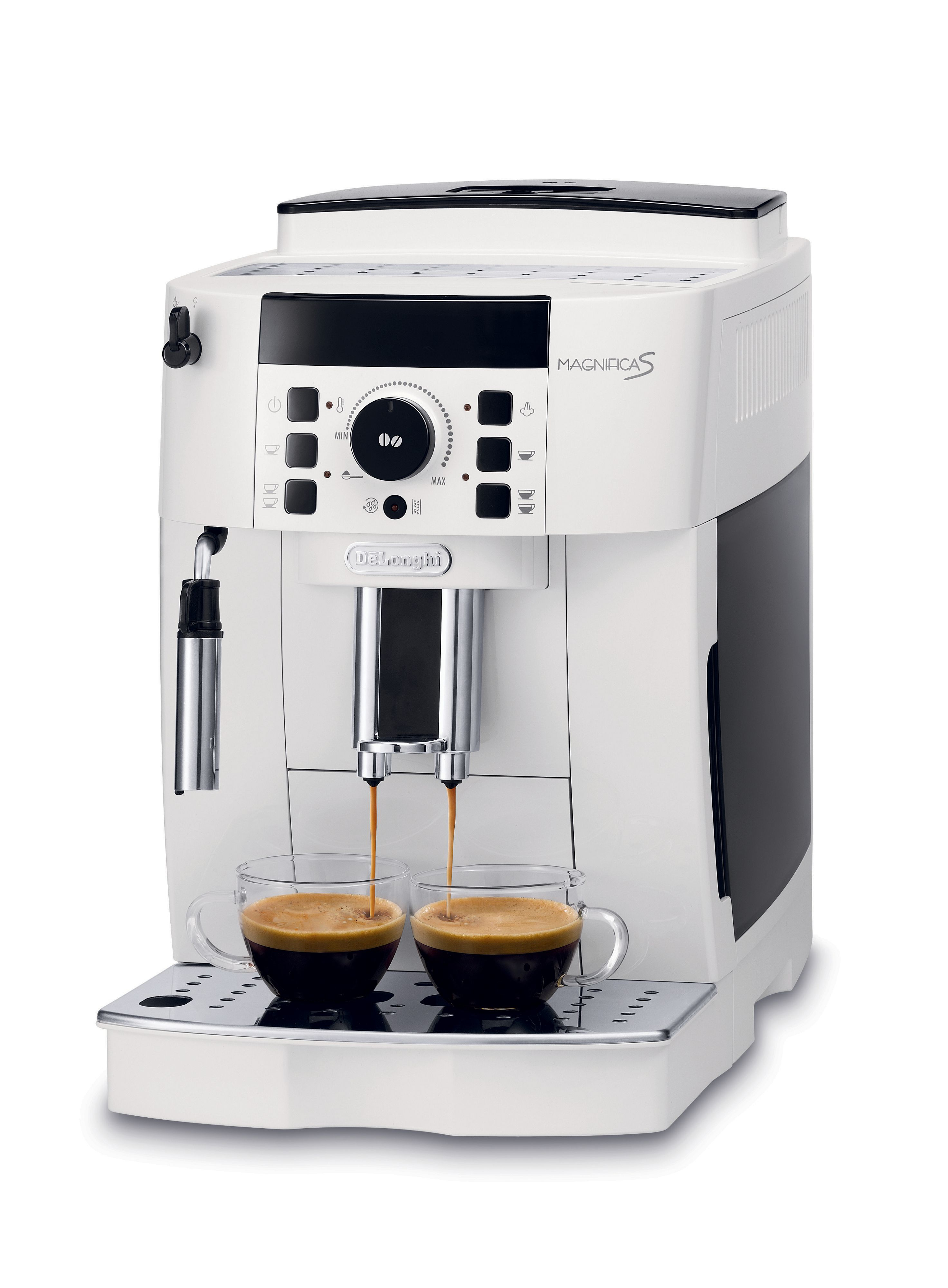 delonghi magnifica s bean to cup coffee machine bluewater. Black Bedroom Furniture Sets. Home Design Ideas