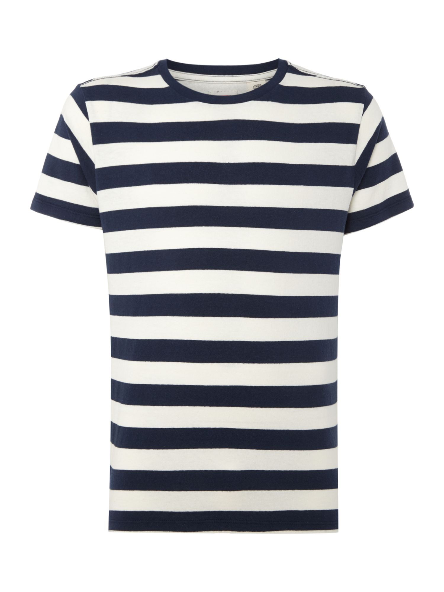 Men's Levi's Bass stripe mighty t-shirt, Blue