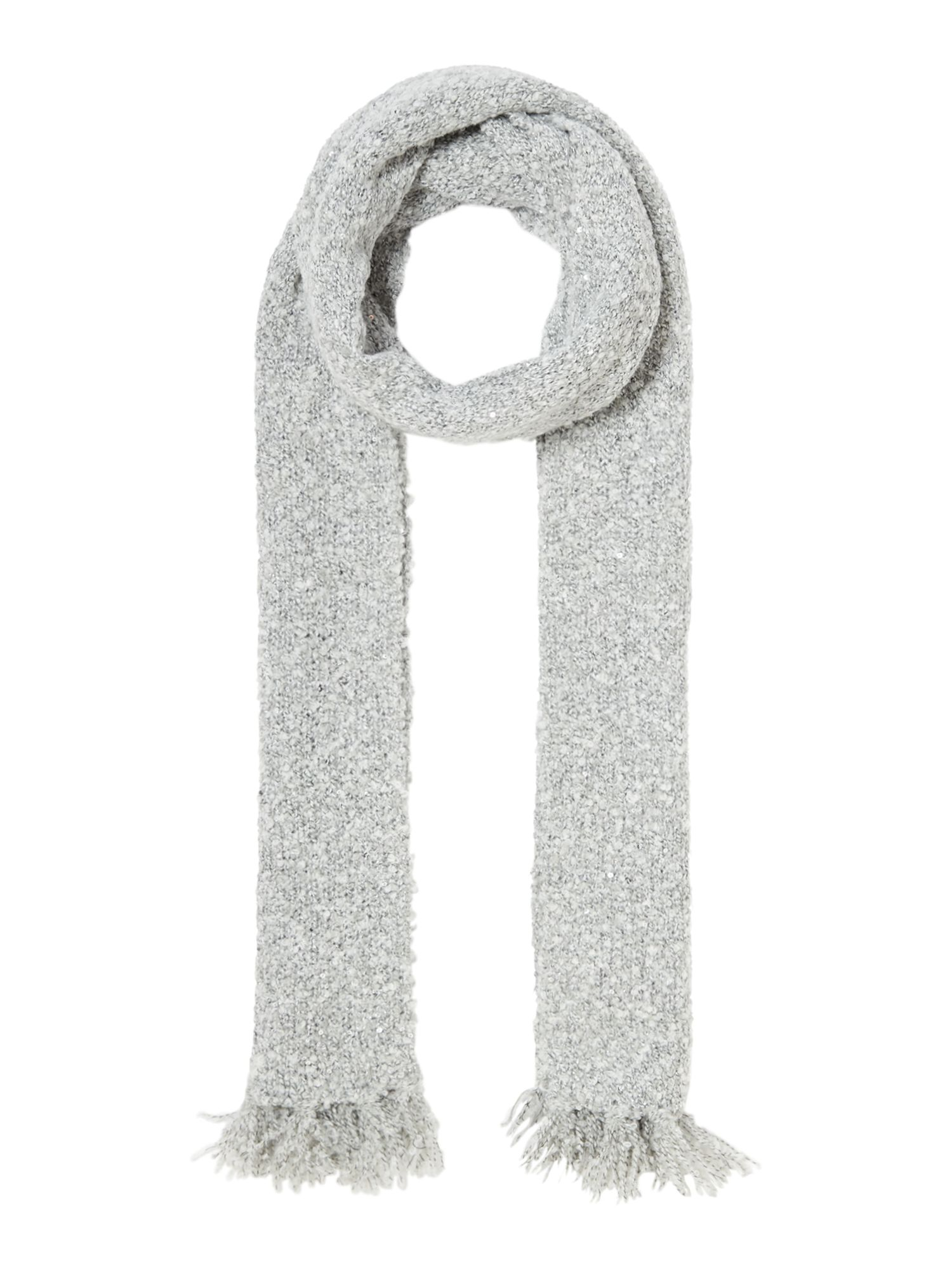 Photo of Maison de nimes sally sparkle scarf- mint