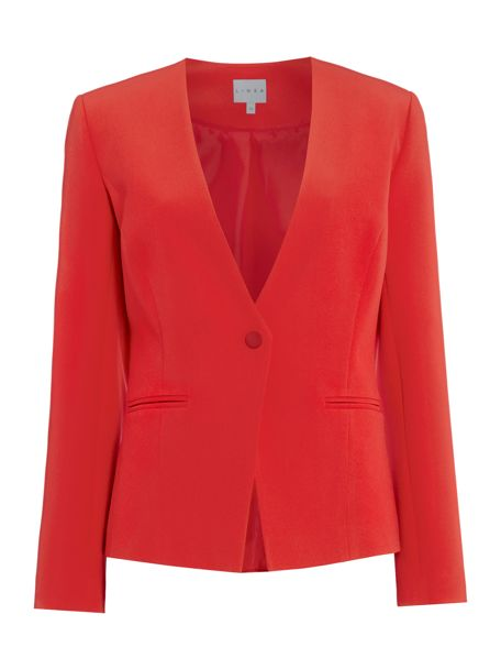 Linea Khloe Structured Jacket With Popper
