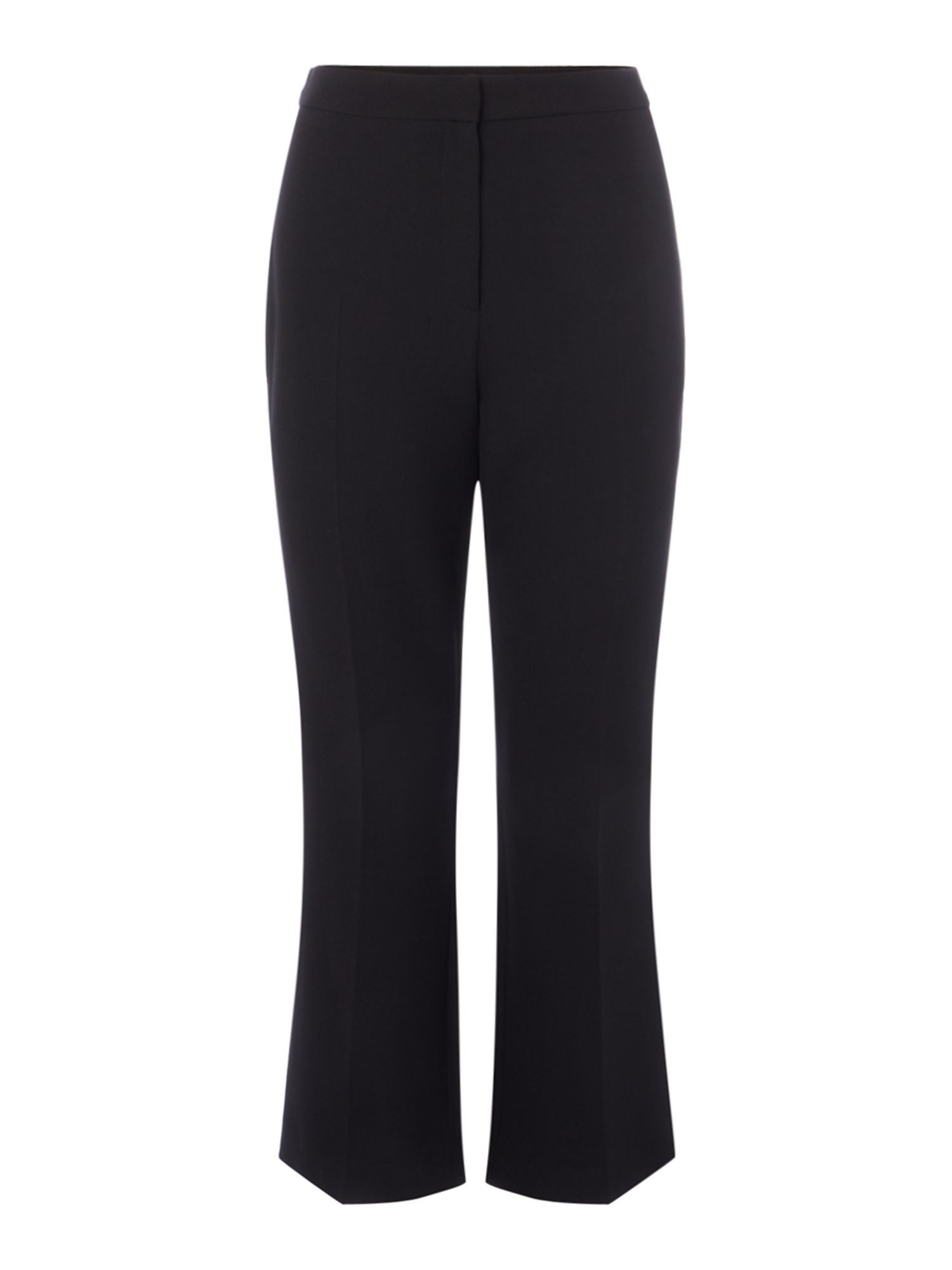 Linea Billie kick flare trouser, Black