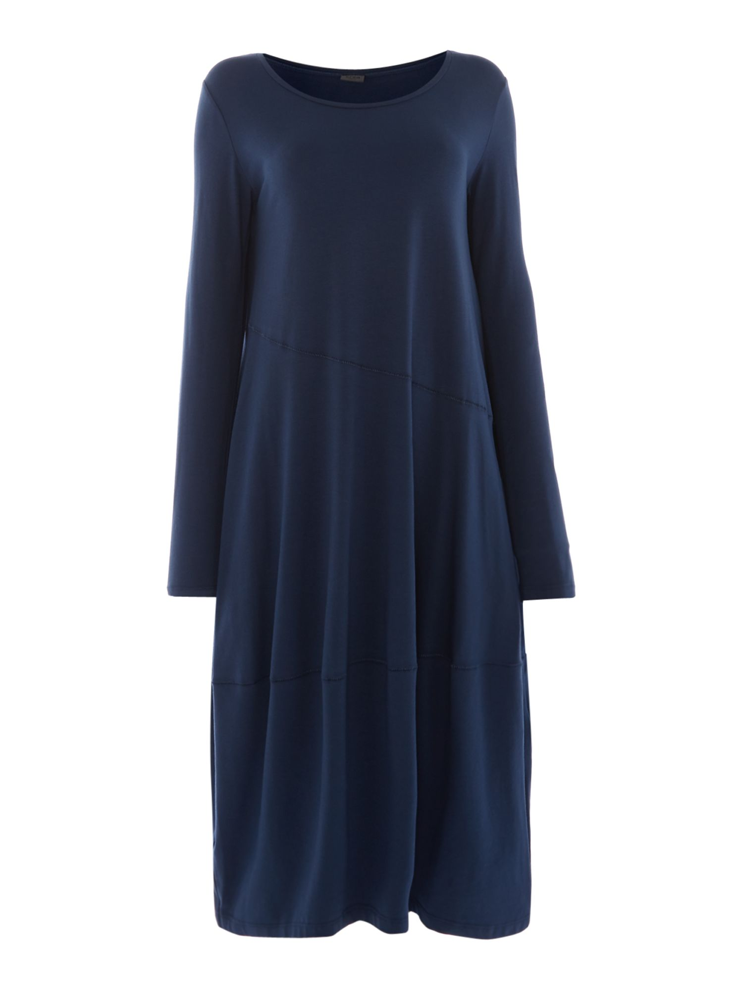 Crea Concept Dress with seam detail, Blue