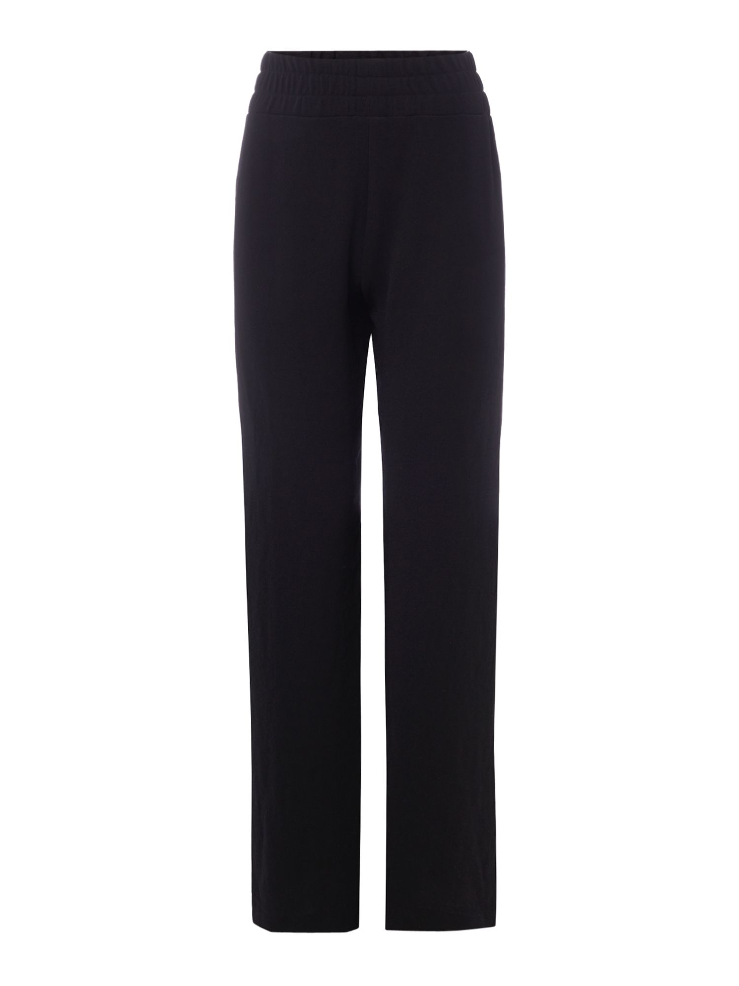 Crea Concept Wide leg trousers, Black