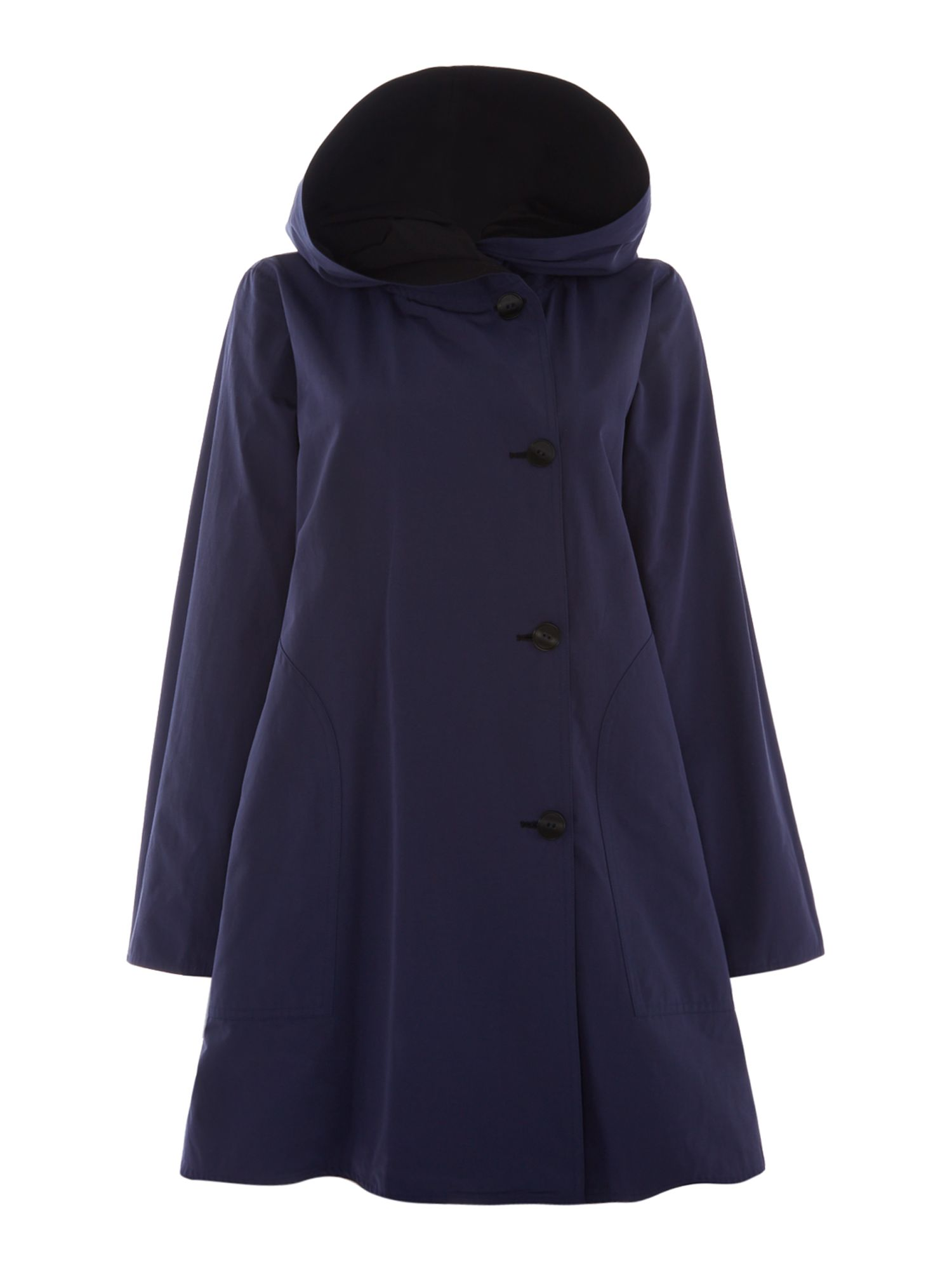 Crea Concept Reversible coat, Blue