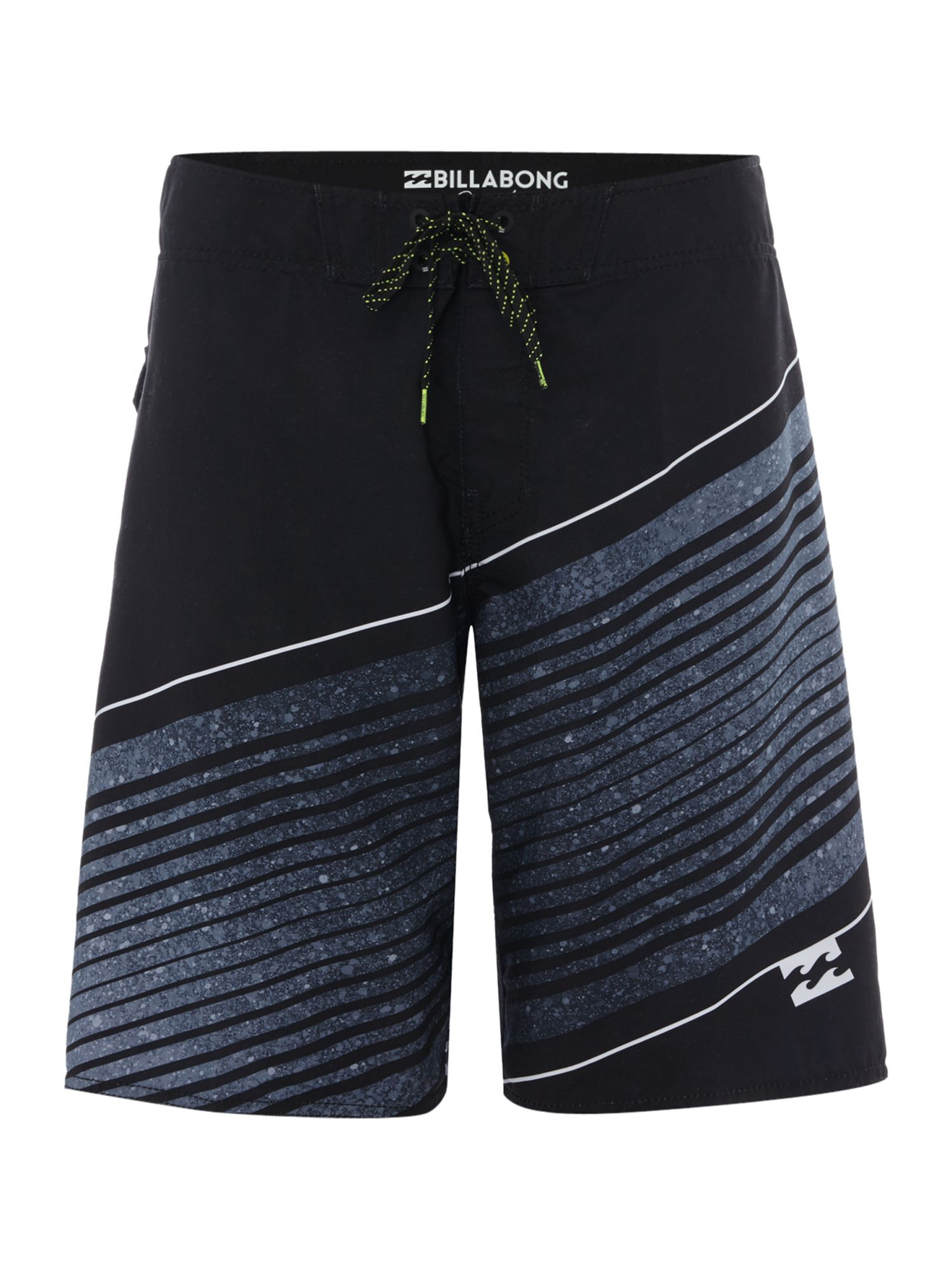 Men's Billabong Core Fit Surf Short, Black