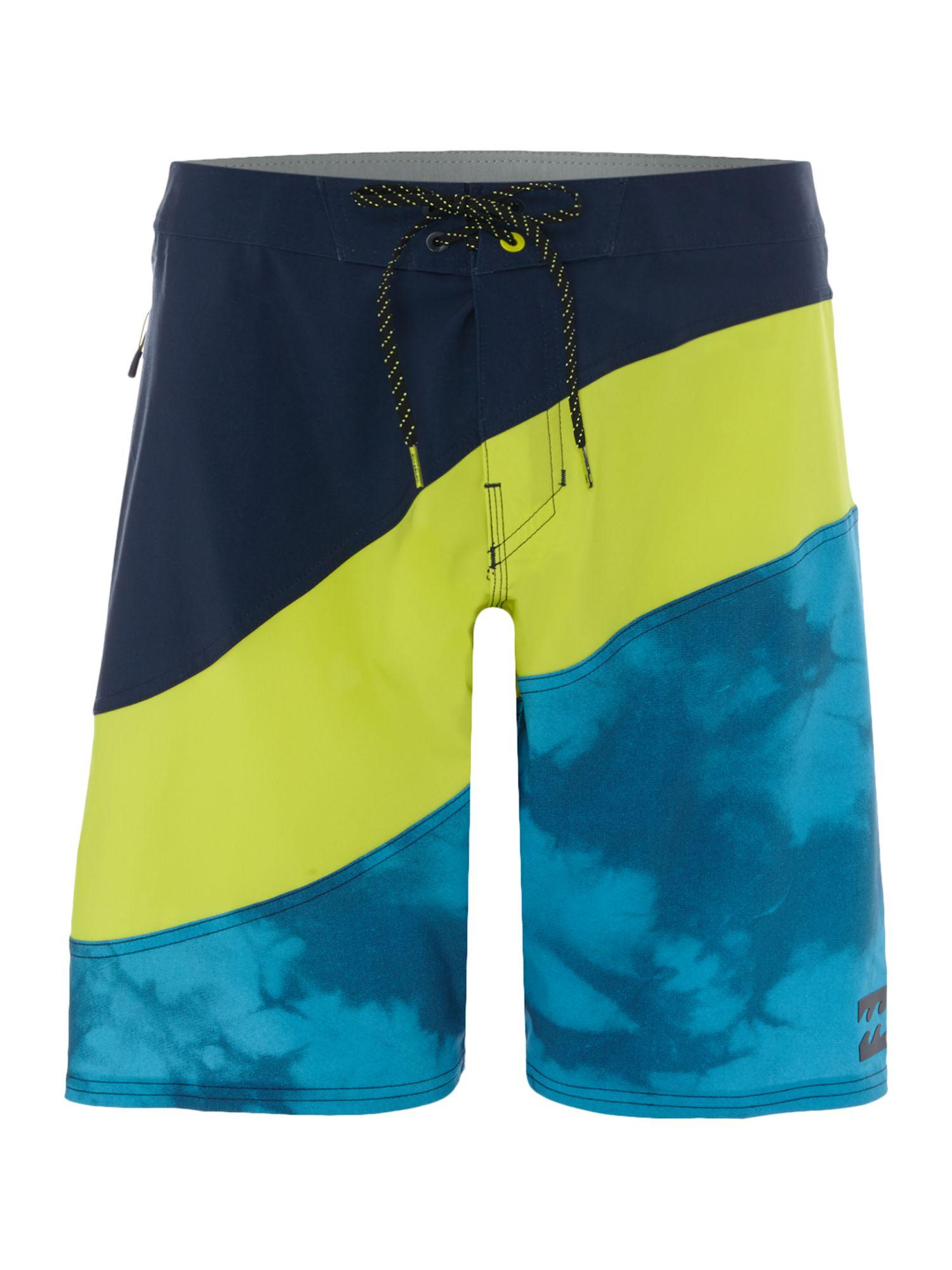 Men's Billabong Core Fit Surf Short, Lime