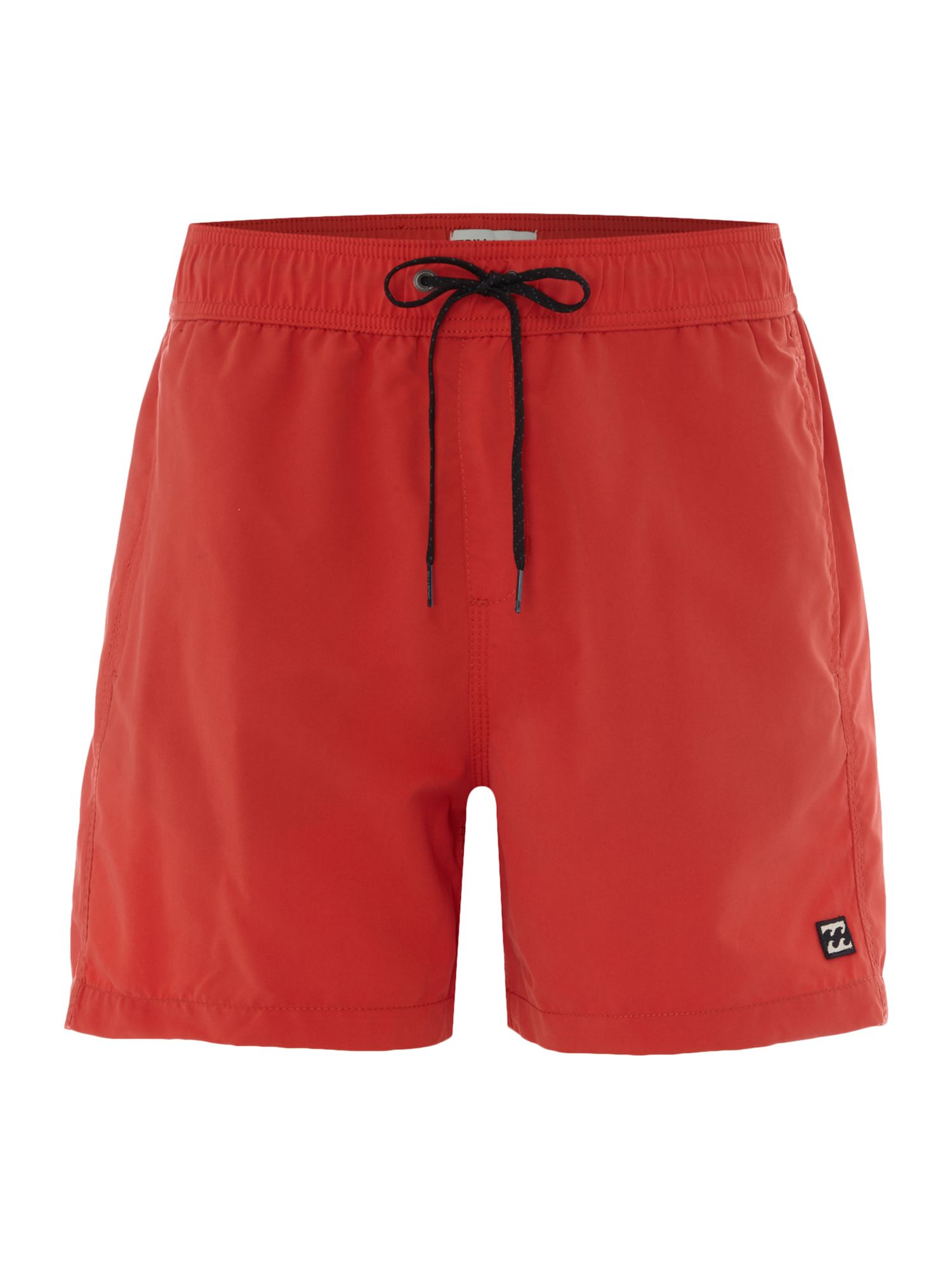 Men's Billabong Core Fit Surf Short, Red