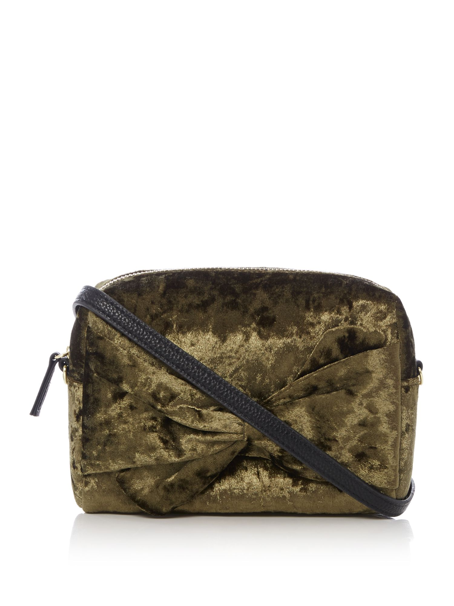 Therapy Bow crossbody, Green