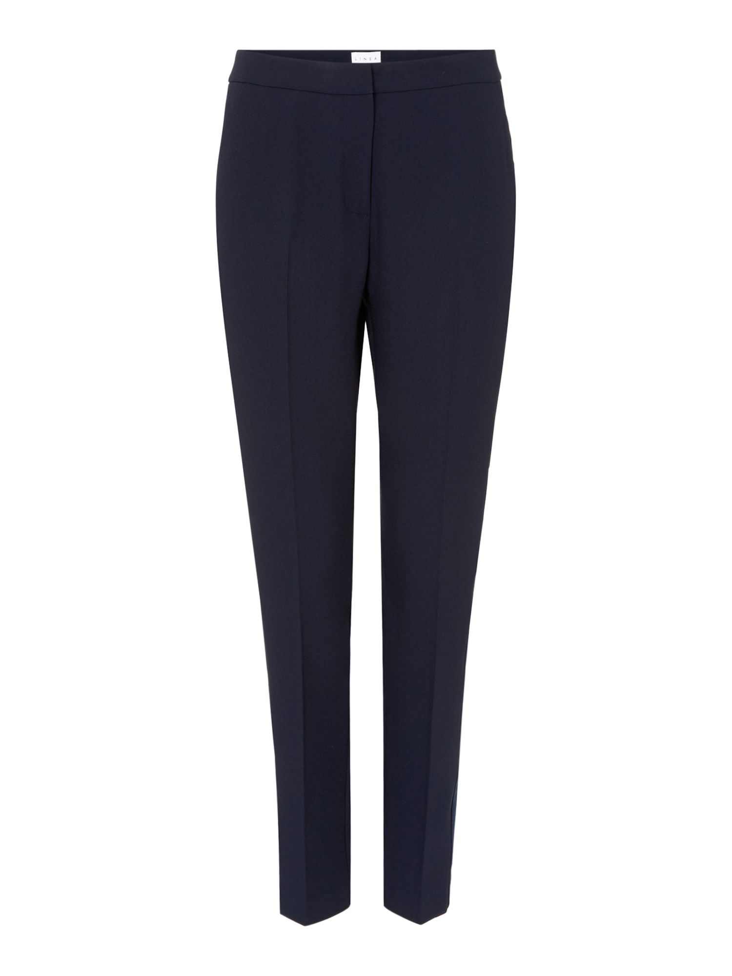 Linea Callie sporty luxe trouser, Blue