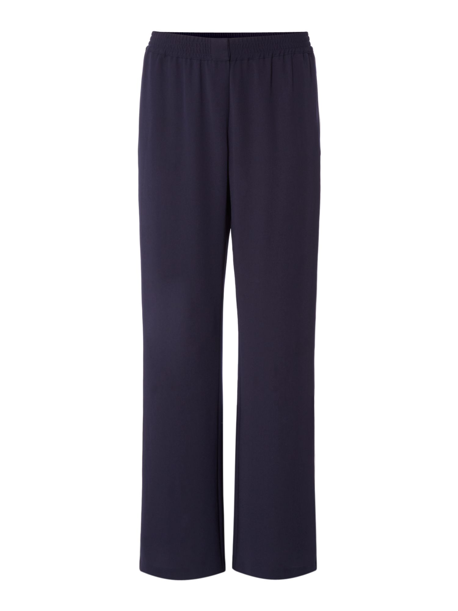 Maison De Nimes Colour Block Trouser, Blue