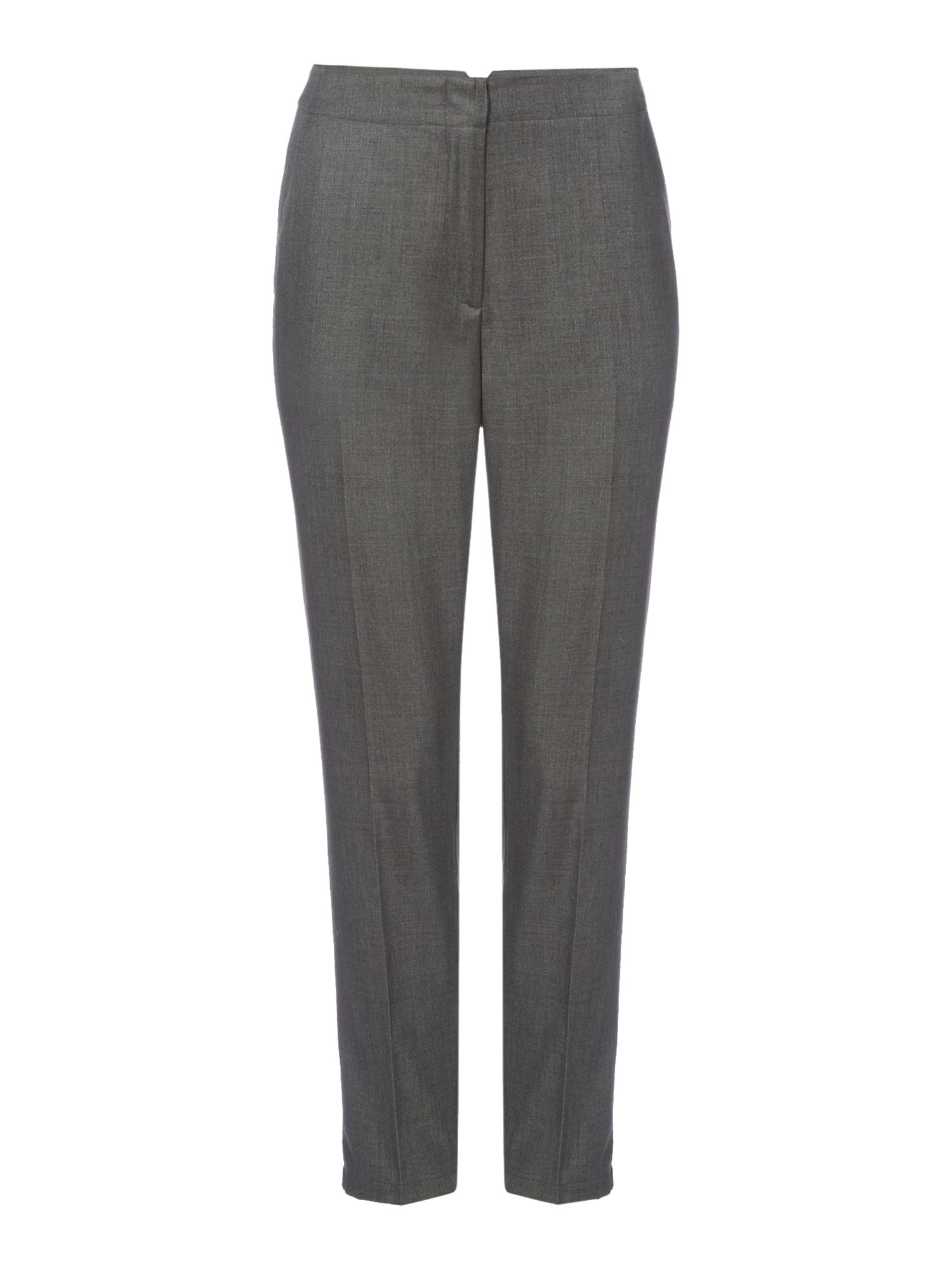 Another Label Danielle grey trousers, Grey