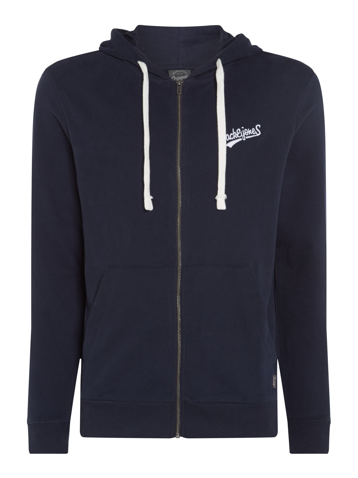 Men's Jack & Jones Mills Hoodie, Blue