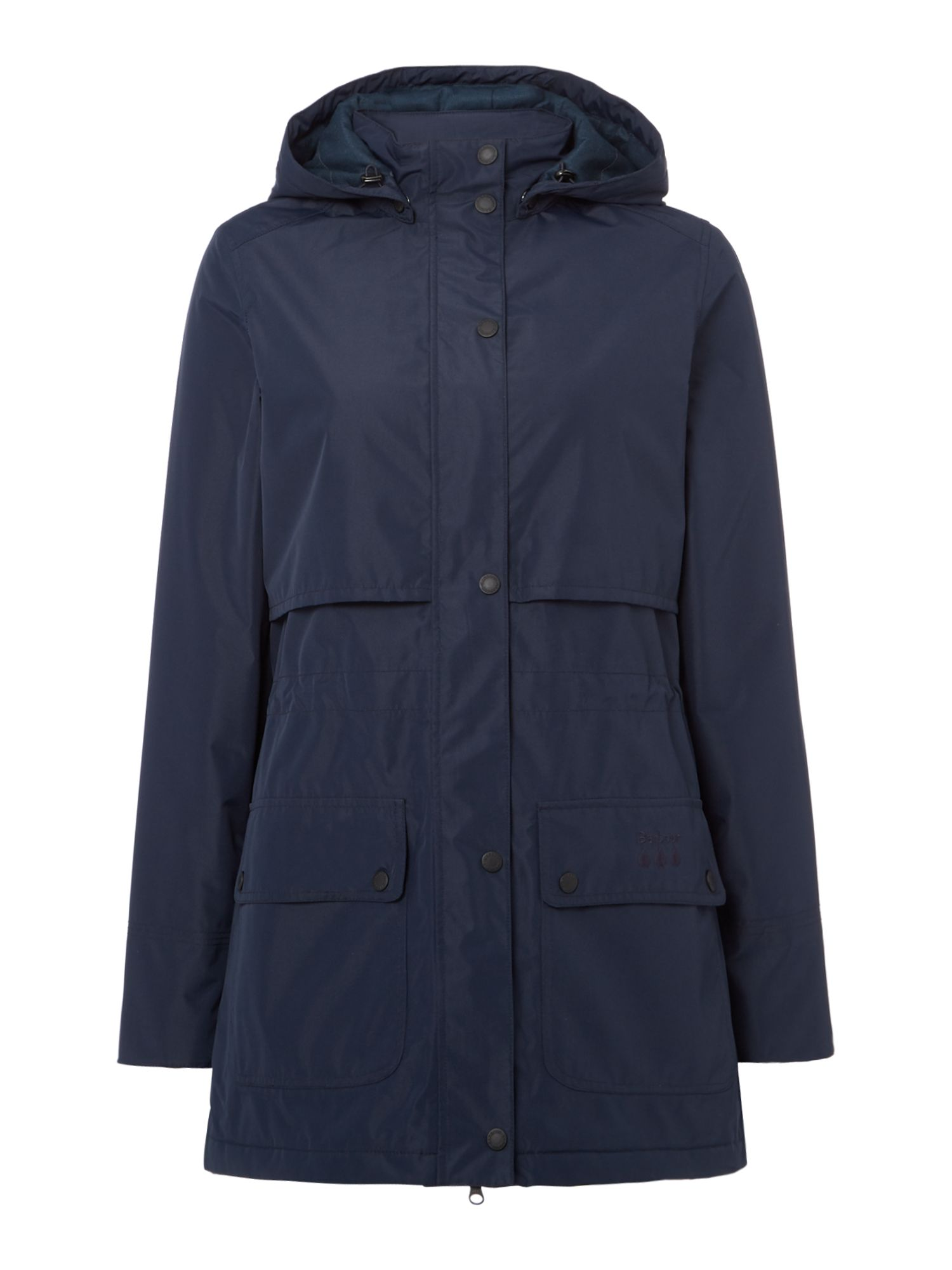 Barbour Stratus Jacket, Dark Blue