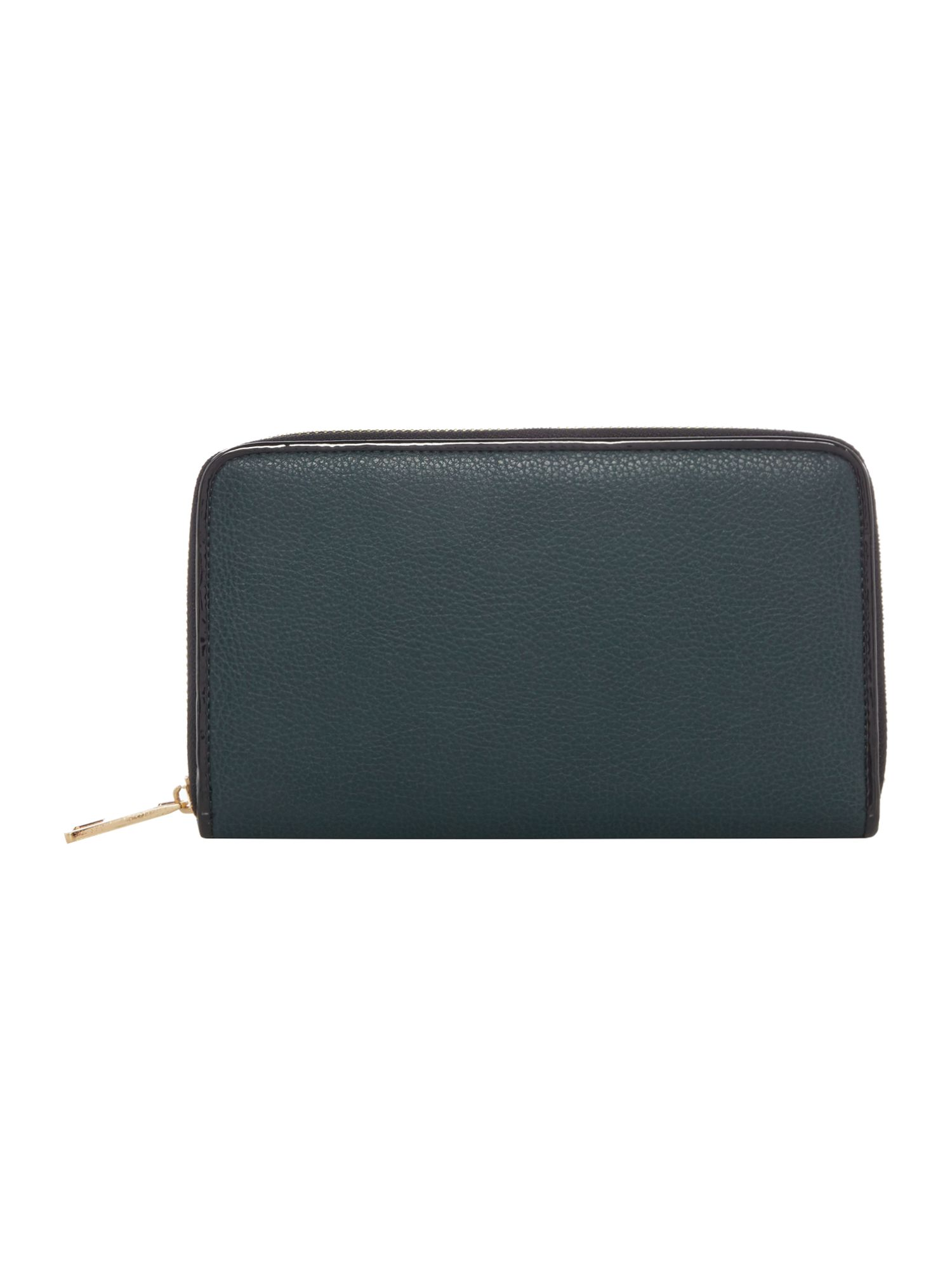 Therapy Zip around cotinental wallet, Green