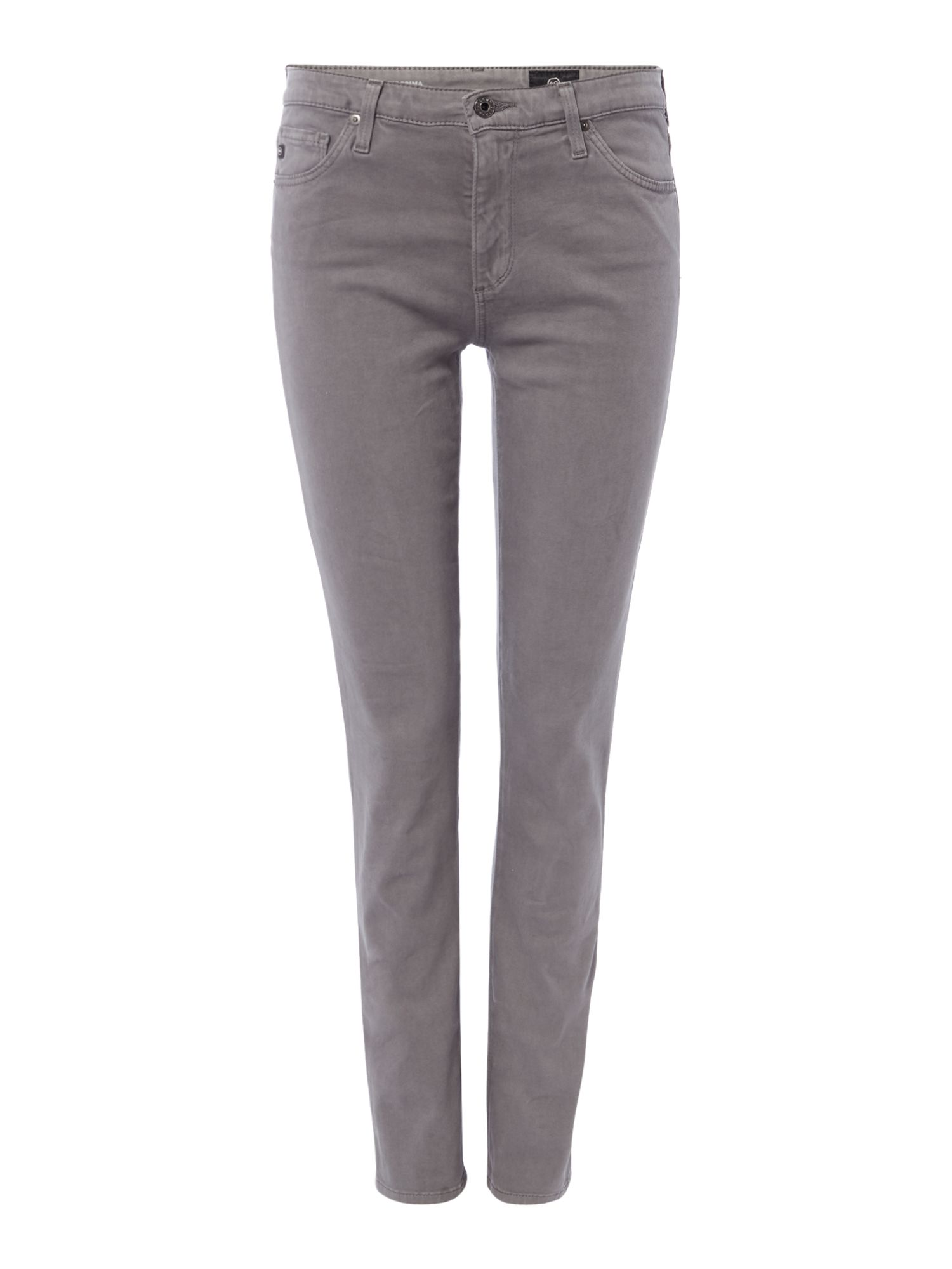 AG Jeans Prima Jeans in Field Stone, Grey