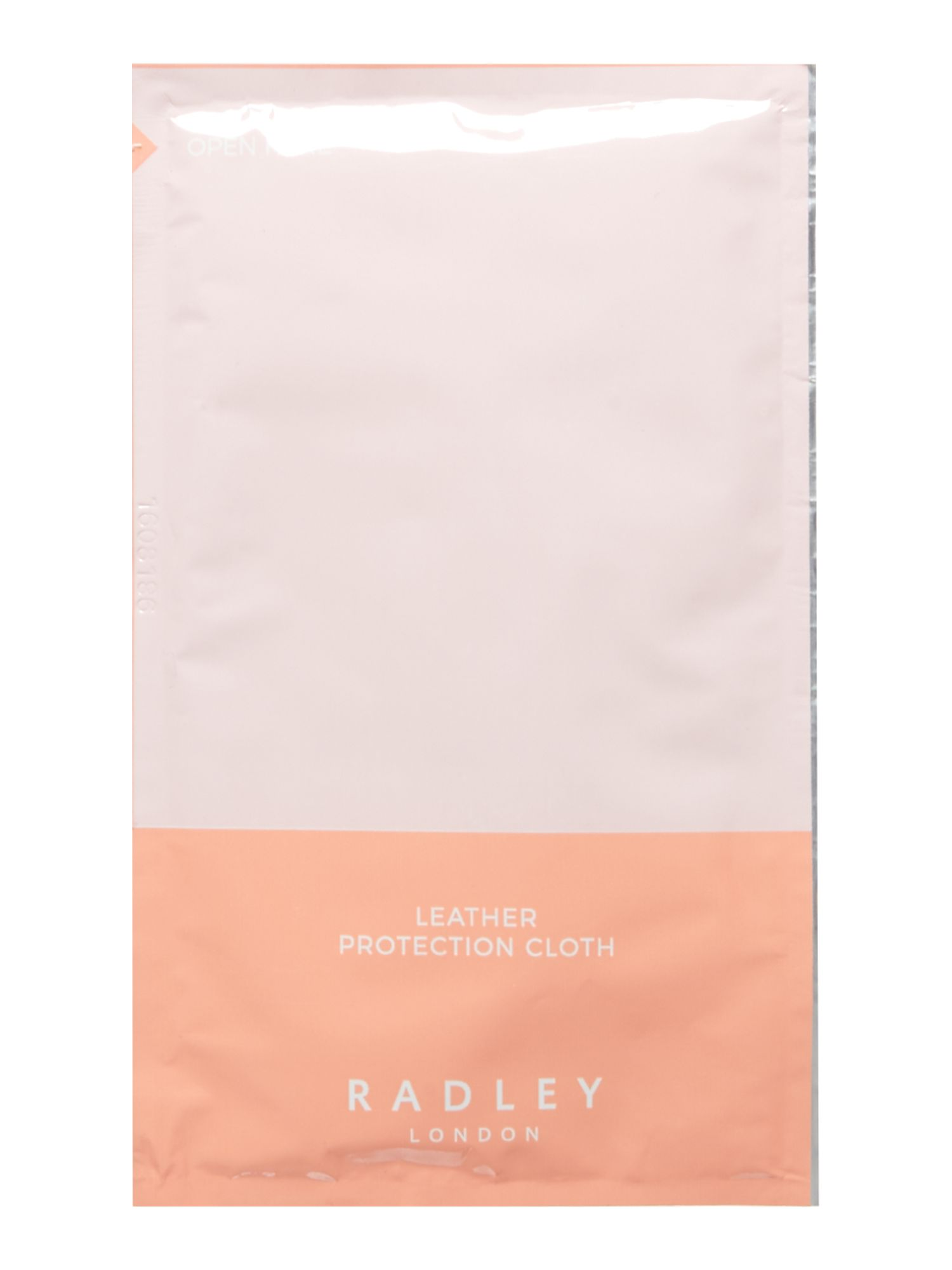 Radley Cleaning leather protection wipes