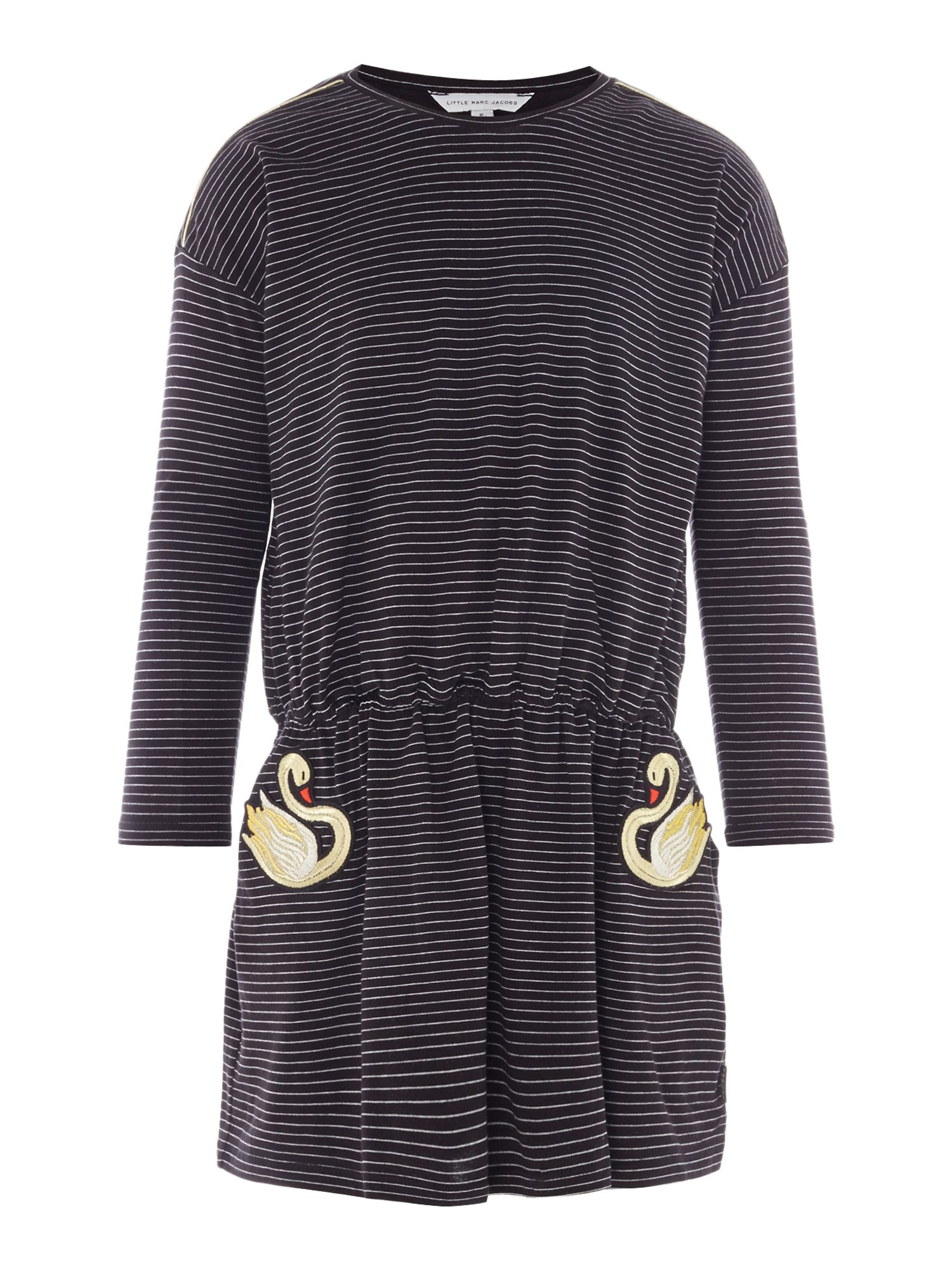Click to view product details and reviews for Little Marc Jacobs Girl Long Sleeve Dress Pink.